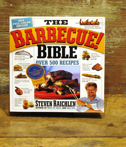 The Barbeque Bible