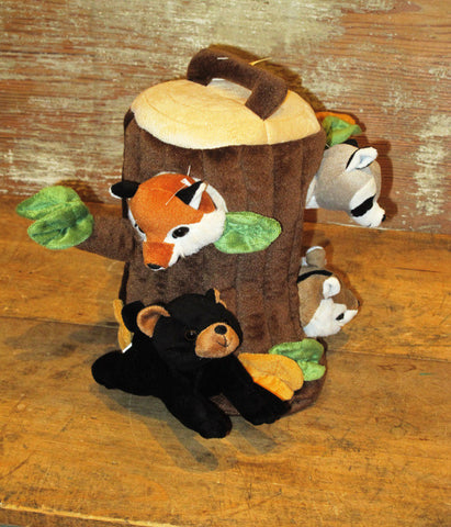 Stuffed Toy - Tree House