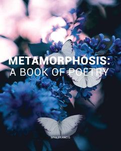 Metamorphosis Poetry Book