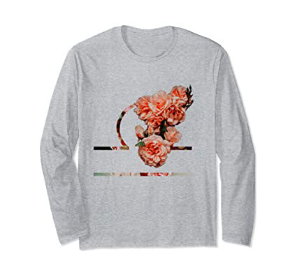 Libra Flower Long Sleeve Shirt