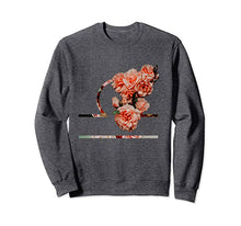 Load image into Gallery viewer, Libra Flower Sweatshirt