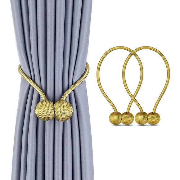 Rope Magnetic Tieback - GOLD