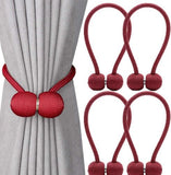 Rope Magnetic Tieback - RED