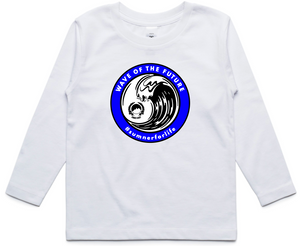 Sumner Rugby Wave of the Future Kids L/S Tee