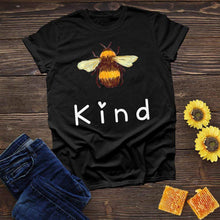 Load image into Gallery viewer, Bee Kind Tee