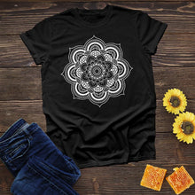 Load image into Gallery viewer, Decorative Mandala Tee
