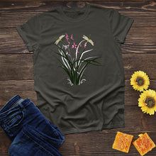Load image into Gallery viewer, Dragonfly Orchid Tee