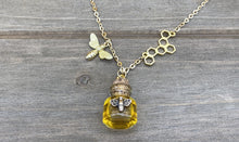 Load image into Gallery viewer, Honey Jar Necklace