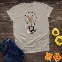 Load image into Gallery viewer, Bulb Flower and Bees Tee