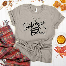 Load image into Gallery viewer, Bee Kind Honey Tee