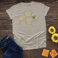 Load image into Gallery viewer, Bee Hive Tee