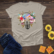Load image into Gallery viewer, Bulb & Flower Tee