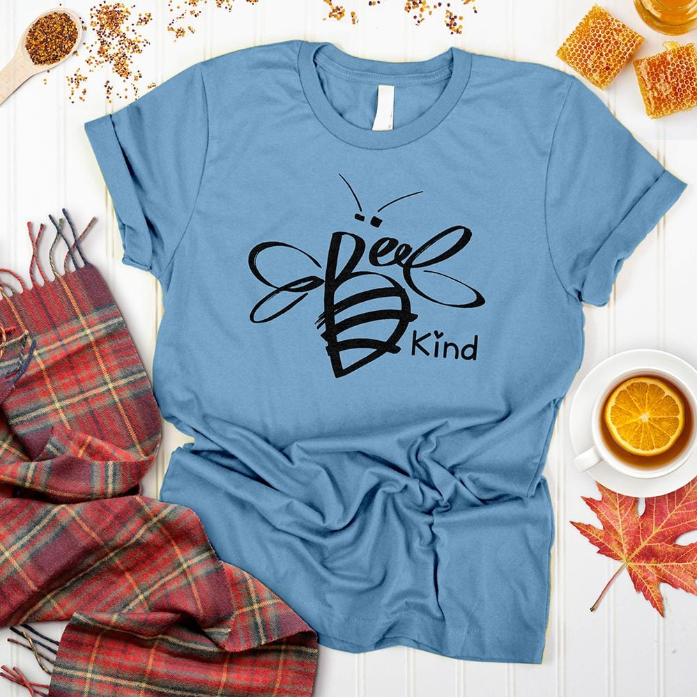 Bee Kind Honey Tee