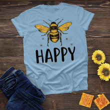Load image into Gallery viewer, Bee Happy Tee
