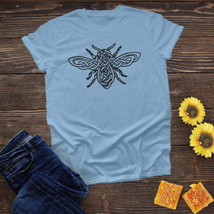 Celtic Honey Bee Tee