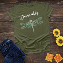 Load image into Gallery viewer, Dragonfly Tee