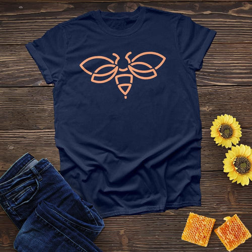 Bee Honeycombs Tee