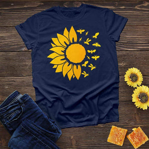 Sunflower Bee Tee