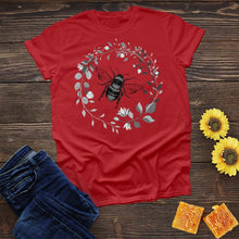 Load image into Gallery viewer, Bee Flower Tee