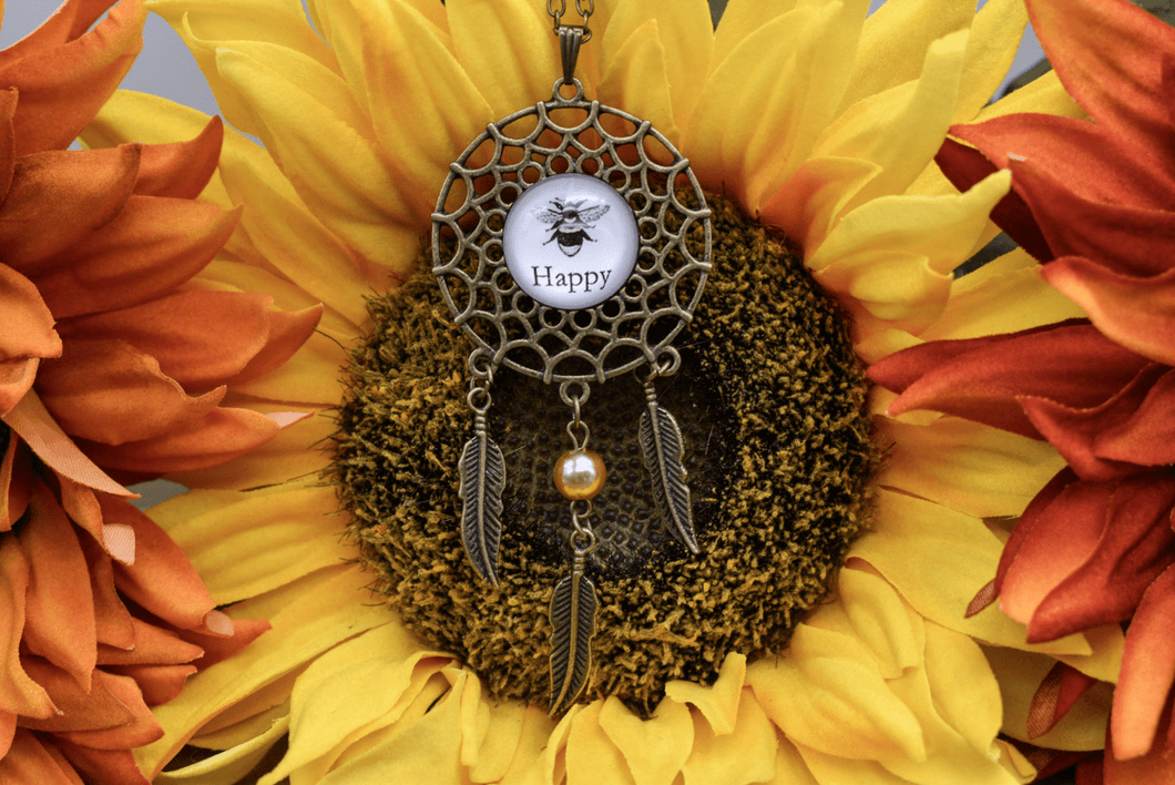 Bee Dream Catcher