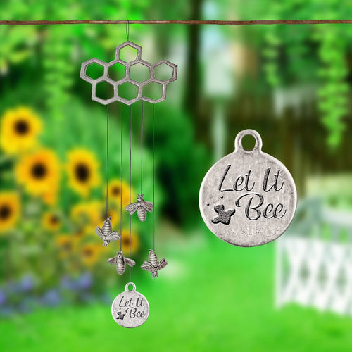 Let It Bee Wind Chime