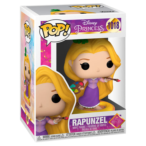 PRE-ORDER. Disney Ultimate Princess Rapunzel Funko Pop Figure. 1018