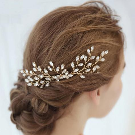 Pince cheveux strass mariage