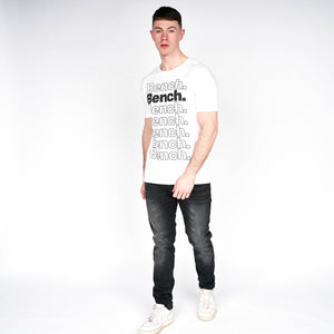 Mens Adams T-Shirt White