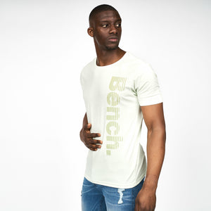 Mens Afton T-Shirt Mint Marl