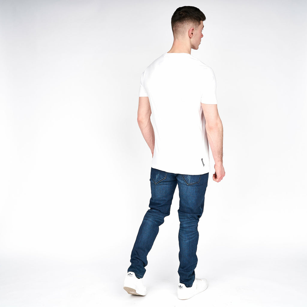 Mens Albany T-Shirt White