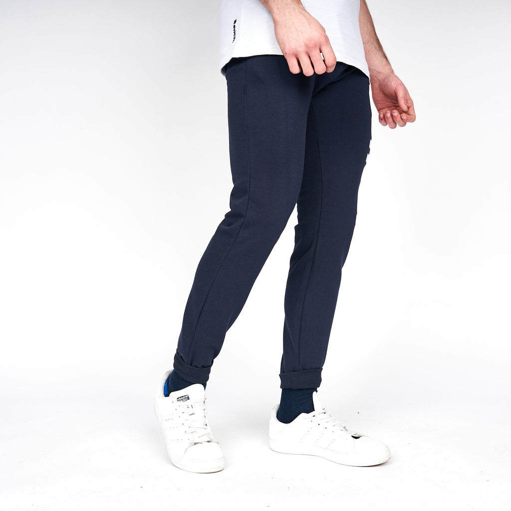 Mens Bale Joggers Navy