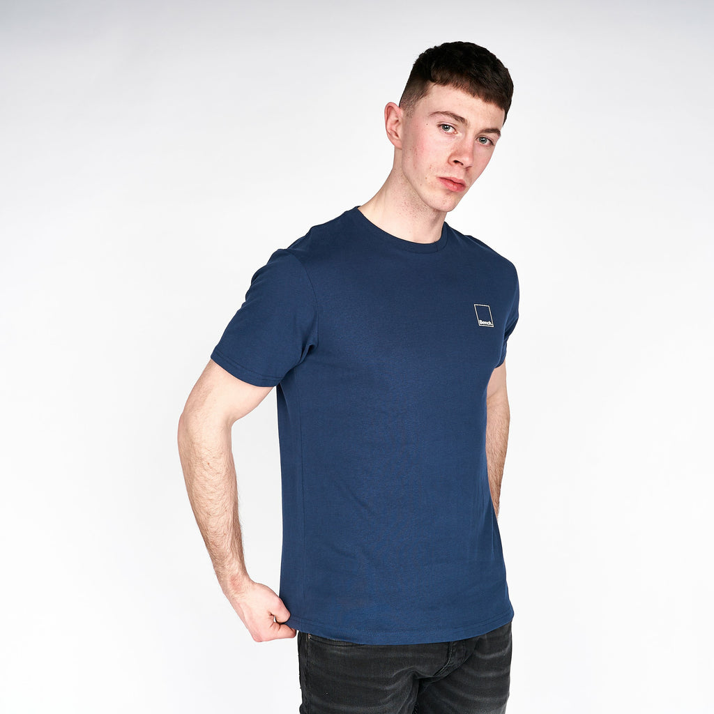 Mens Barkley T-Shirt Navy