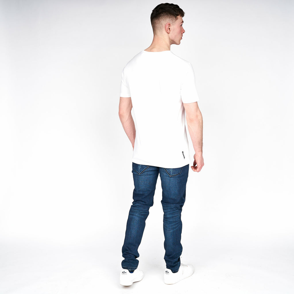 Mens Covert T-Shirt White