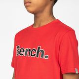 Boys Speith T-Shirt True Red
