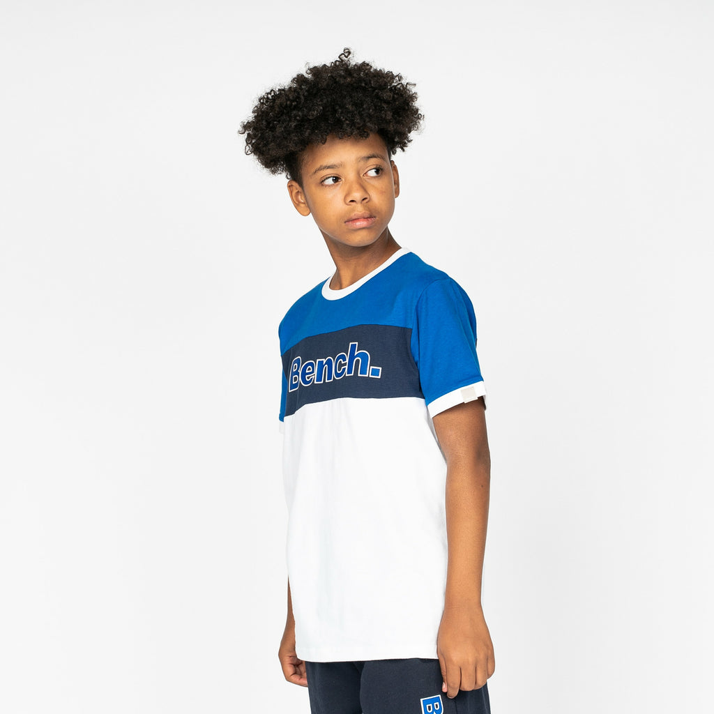 Boys Young T-Shirt White