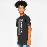 Boys Bonds T-Shirt Black