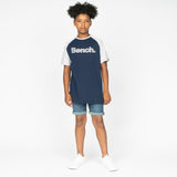 Boys Kramer T-Shirt Navy