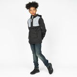 Boys Ray Jacket Black