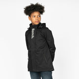 Boys Fisher Jacket Black