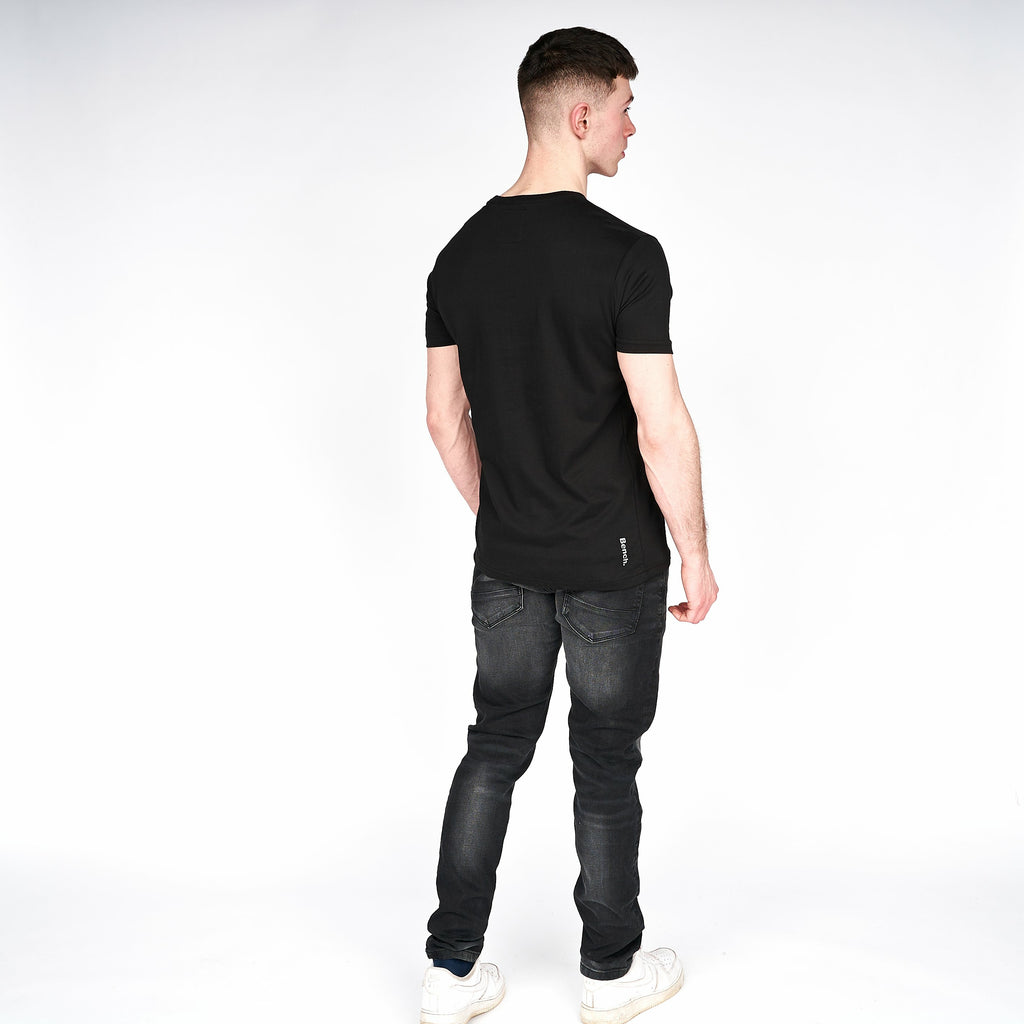 Mens Gresham T-Shirt Black