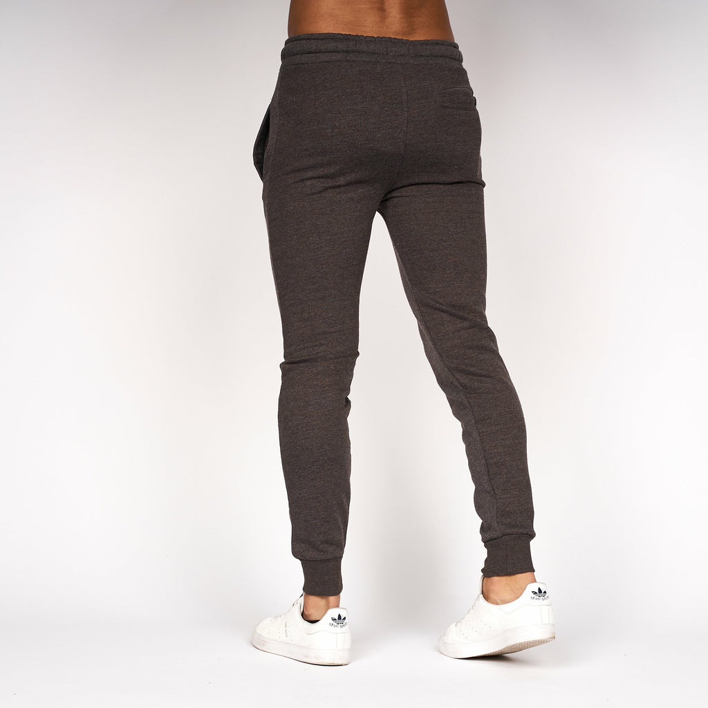 Mens Hazard Joggers Charcoal Marl