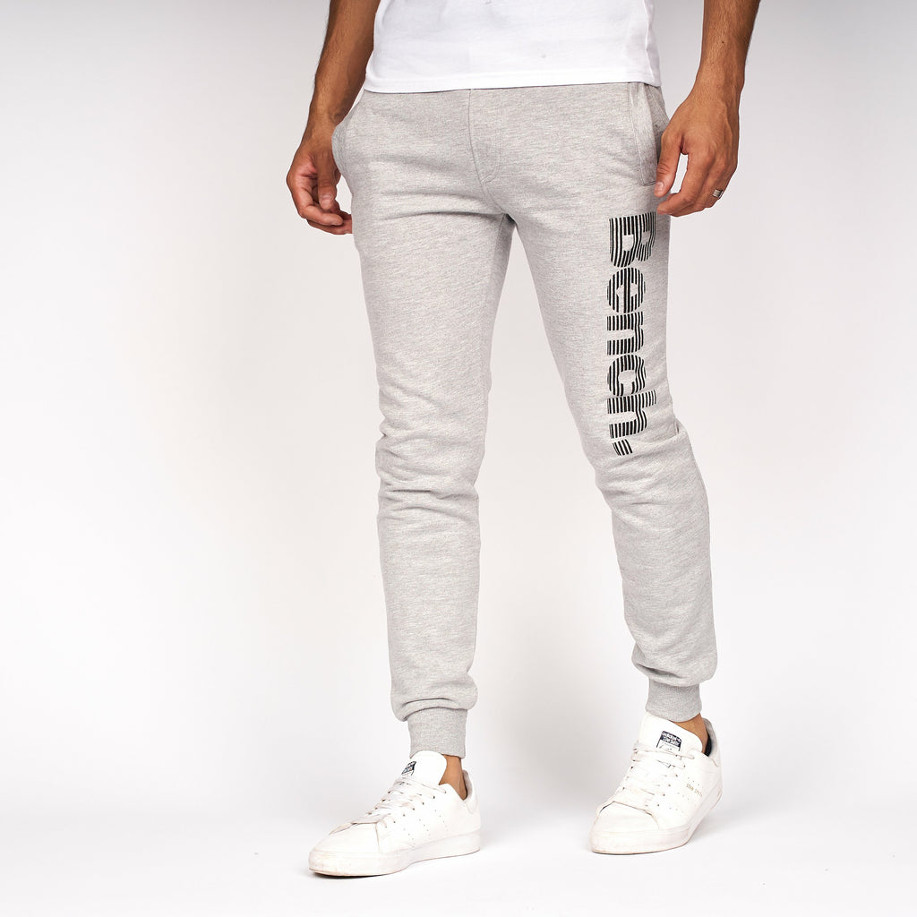 Mens Hazard Joggers Grey Marl