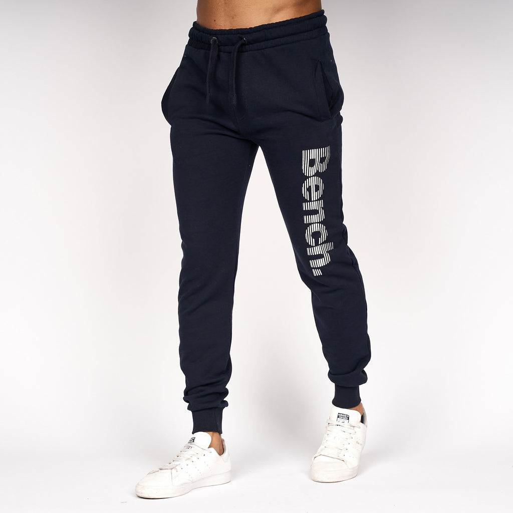 Mens Hazard Joggers Navy