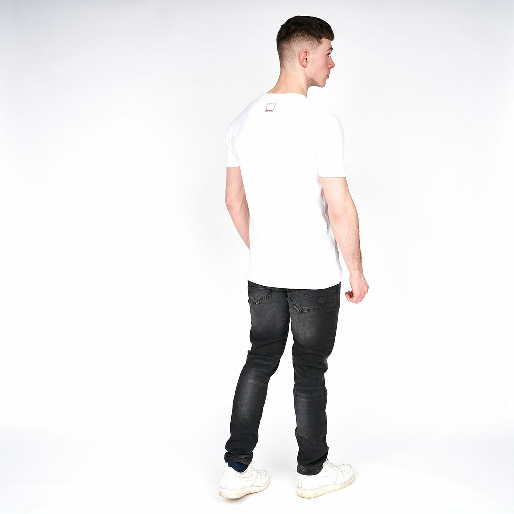 Mens Keane T-Shirt White