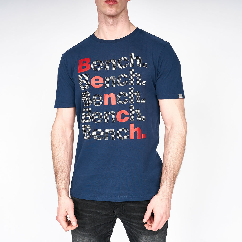 Mens Maguire T-Shirt Navy