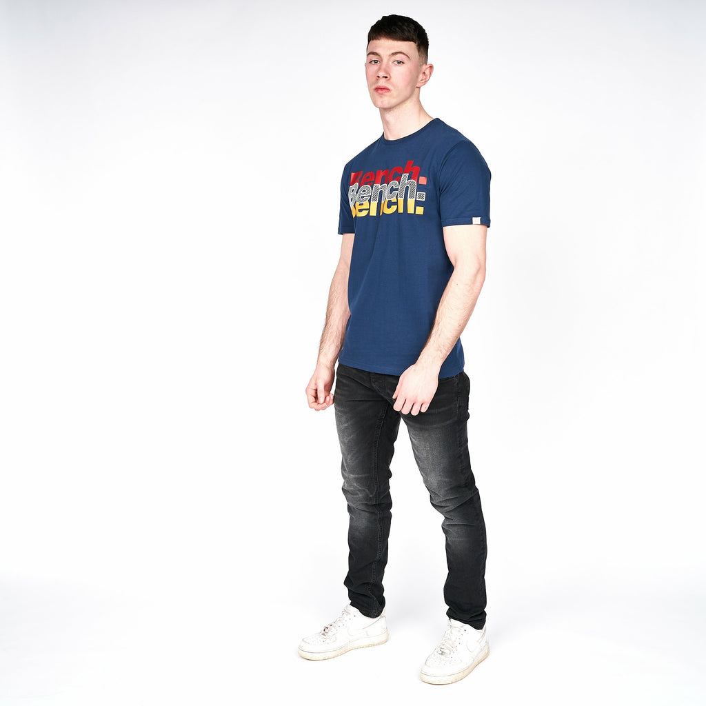 Mens Pickford T-Shirt Navy
