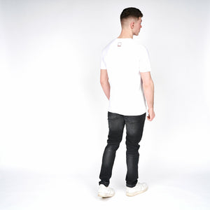 Mens Pickford T-Shirt White