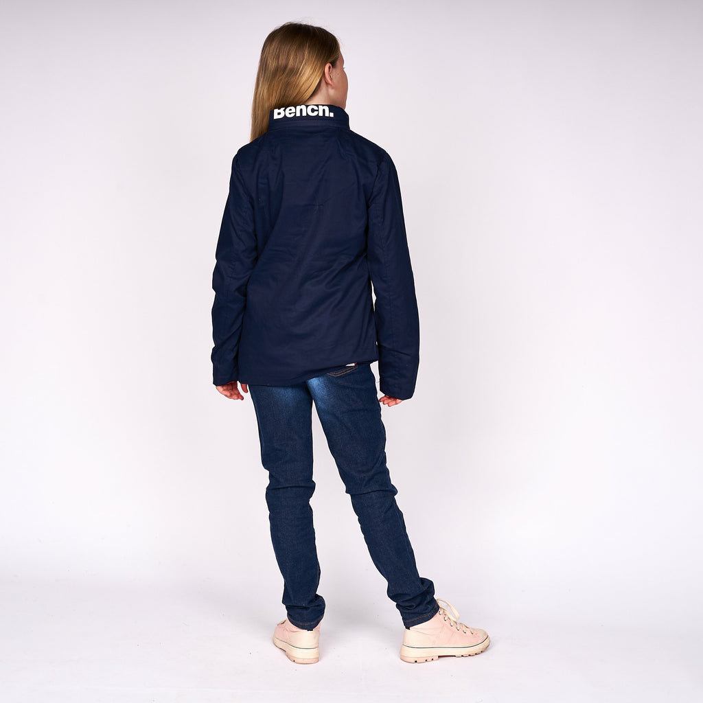 Girls Serena Jacket Navy