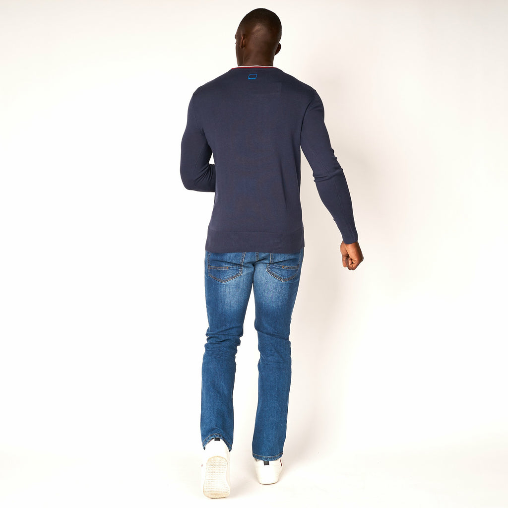 Mens Nabakov Knit Navy