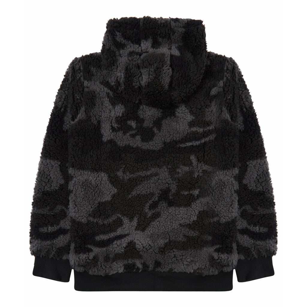 Boys Romano Jacket Black Camo - Bench Clothing - #LoveMyHood5-6 YearsOuterwear